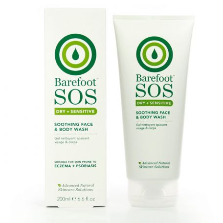 Soothing Face & Body Wash